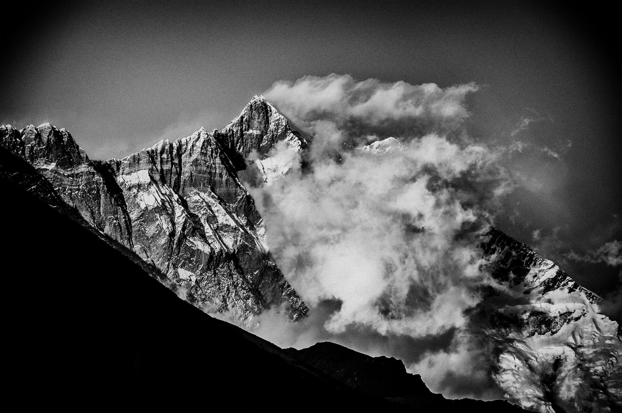 Lohtse, Himalaya-Nepal, 2011