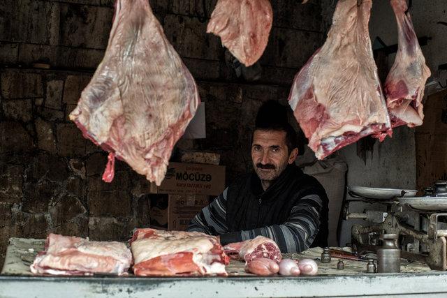 Fleischer in Sheki