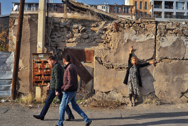 Mary Bayatyan, Yerevan, Armenien