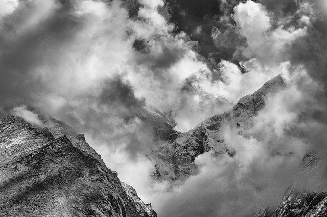 Tengboche , Himalaya