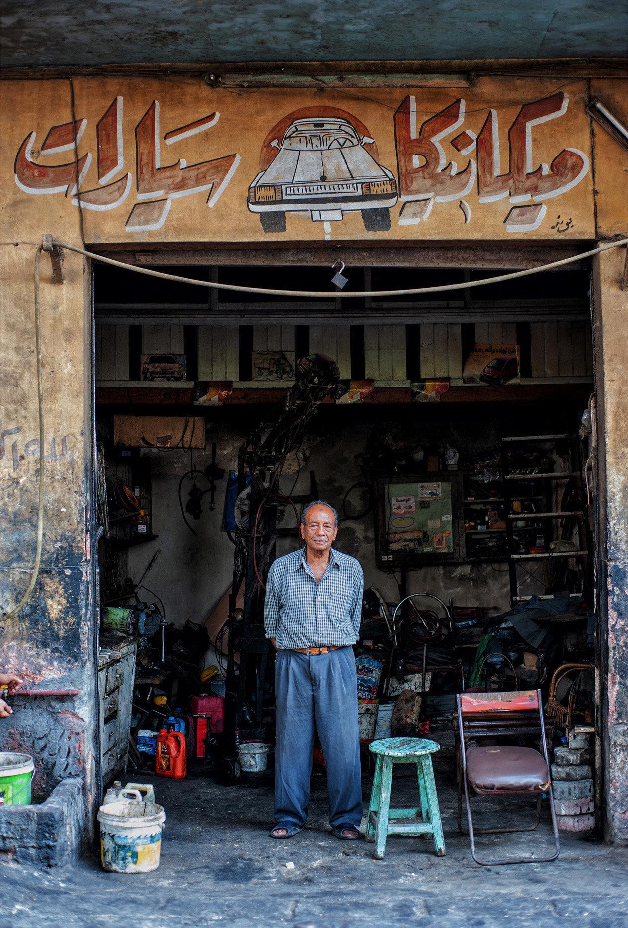 Kairo, Ägypten 2011