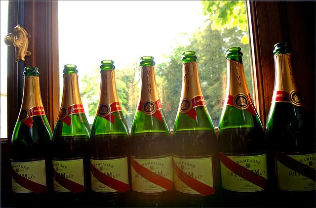 G.H.Mumm Champagne