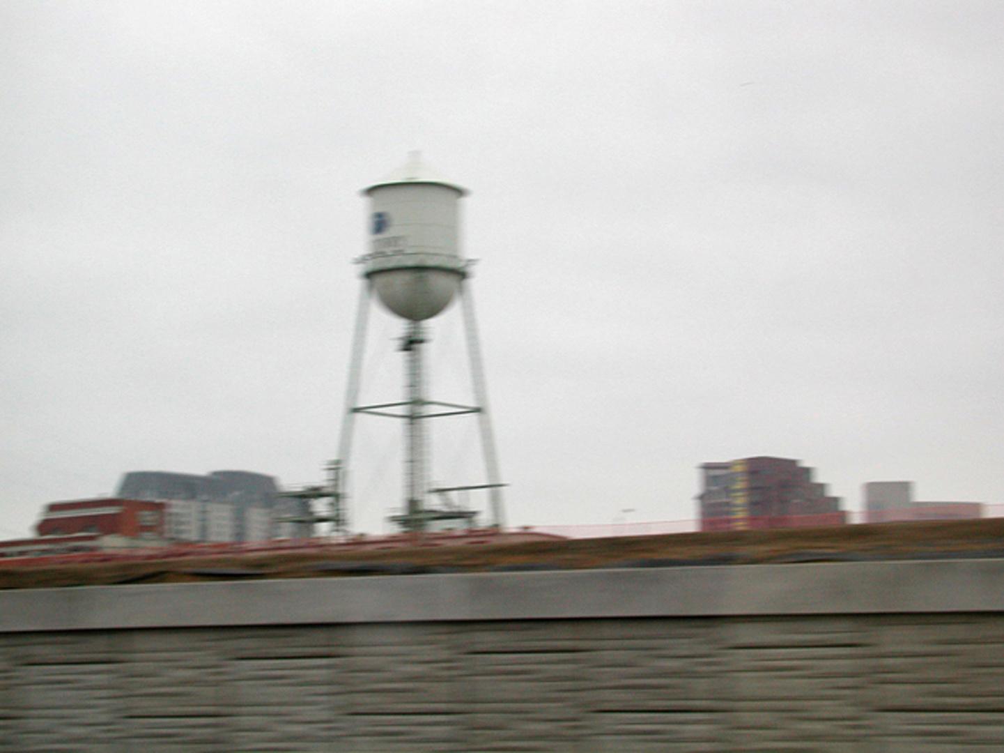 Dallas and Grey Wall