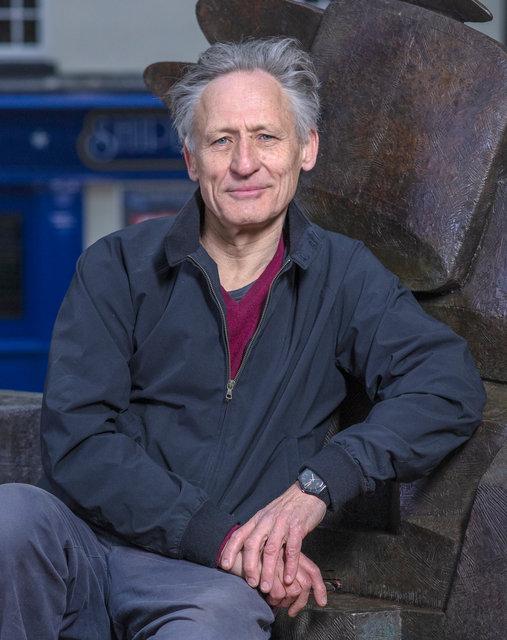 Mark Richards, sculptor