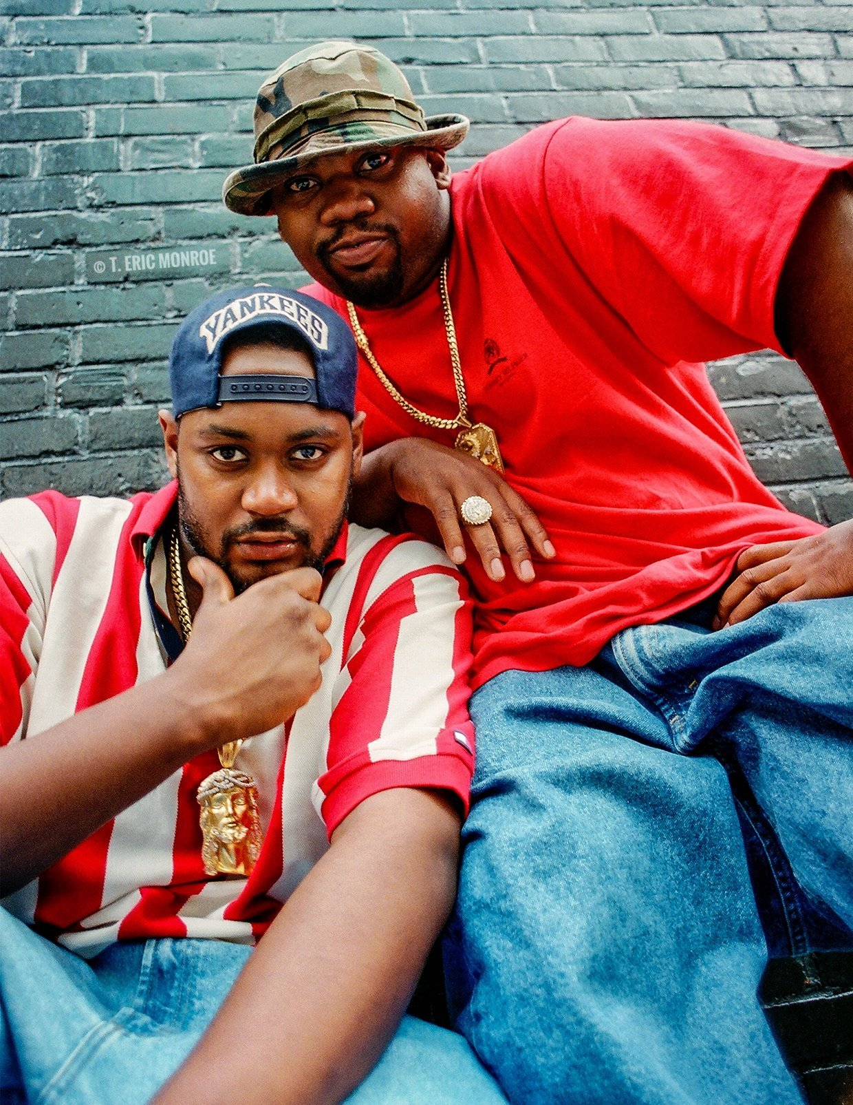 Raekwon & Ghostface, NYC 1995