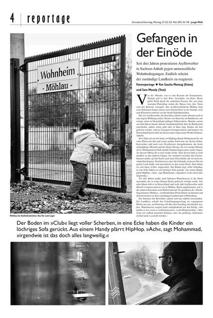 Junge Welt 21.05.2011