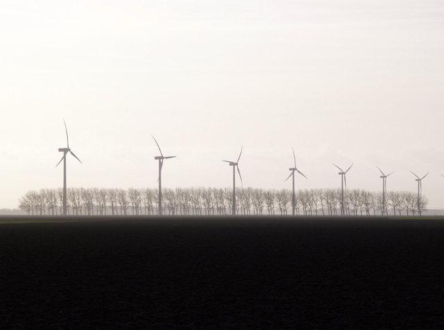 windmolens noordoostpolder