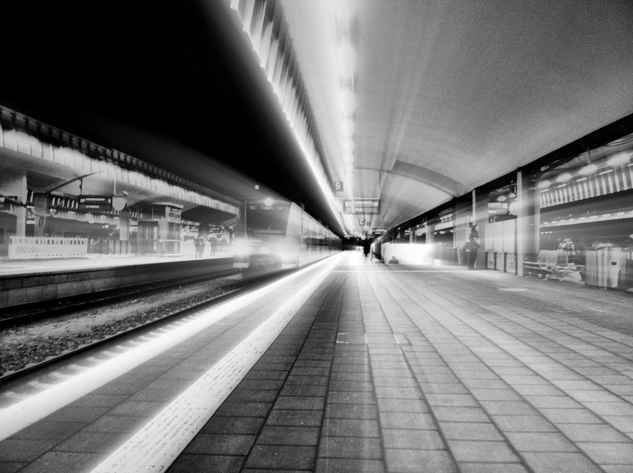 #münster, central station