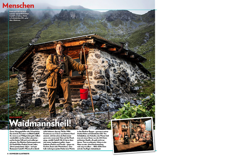 Schweizer Illustrierte15.9.2014