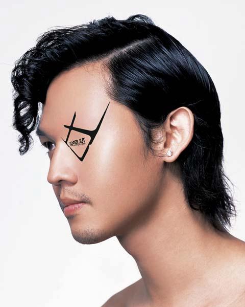 xenter jut hair salon ad