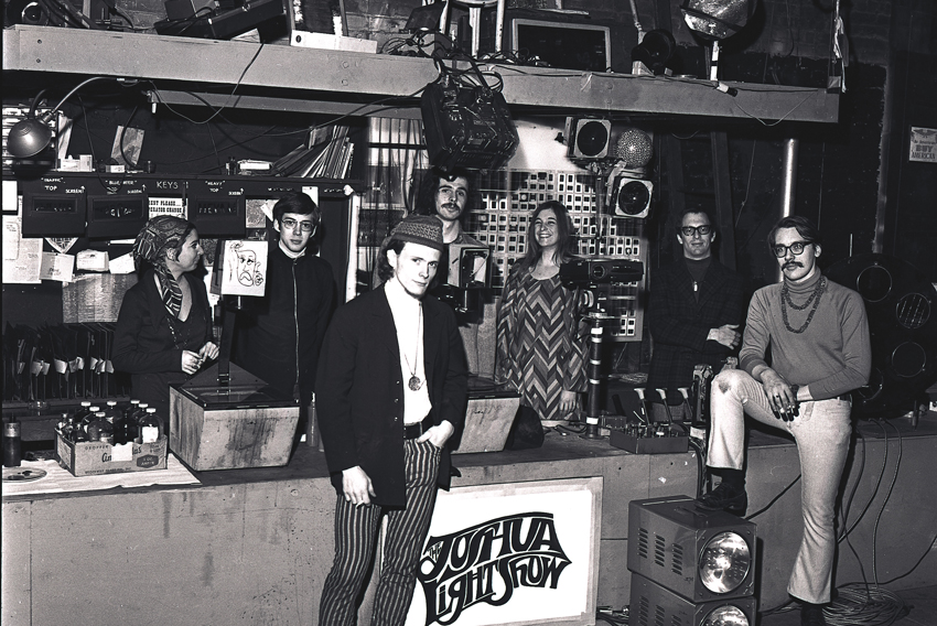 JOSHUA LIGHT SHOW 1967 68