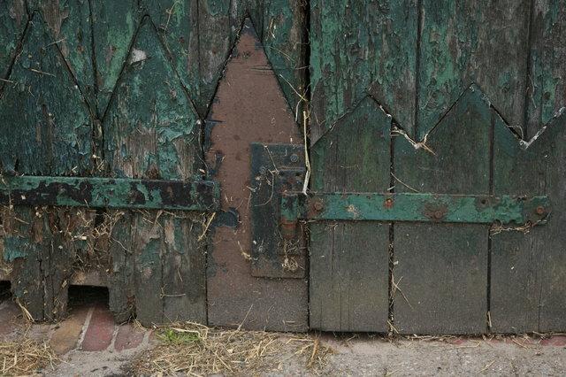 loo - deurdetail