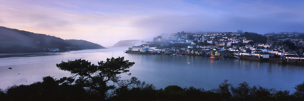 Salcombe Winter Dawn, edition of 200