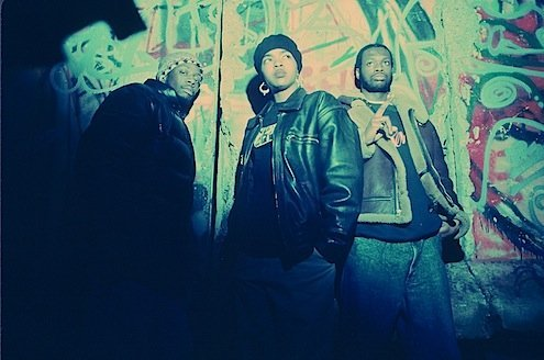 The Fugees, NYC 1994