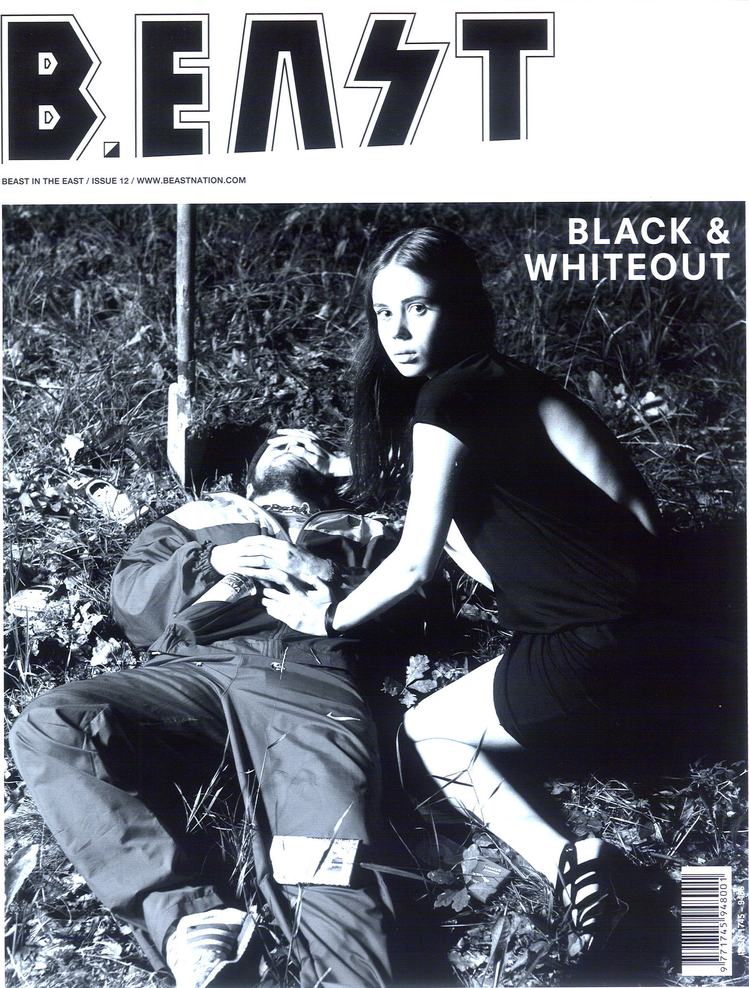 B.EAST, Issue 12, Cover.jpg