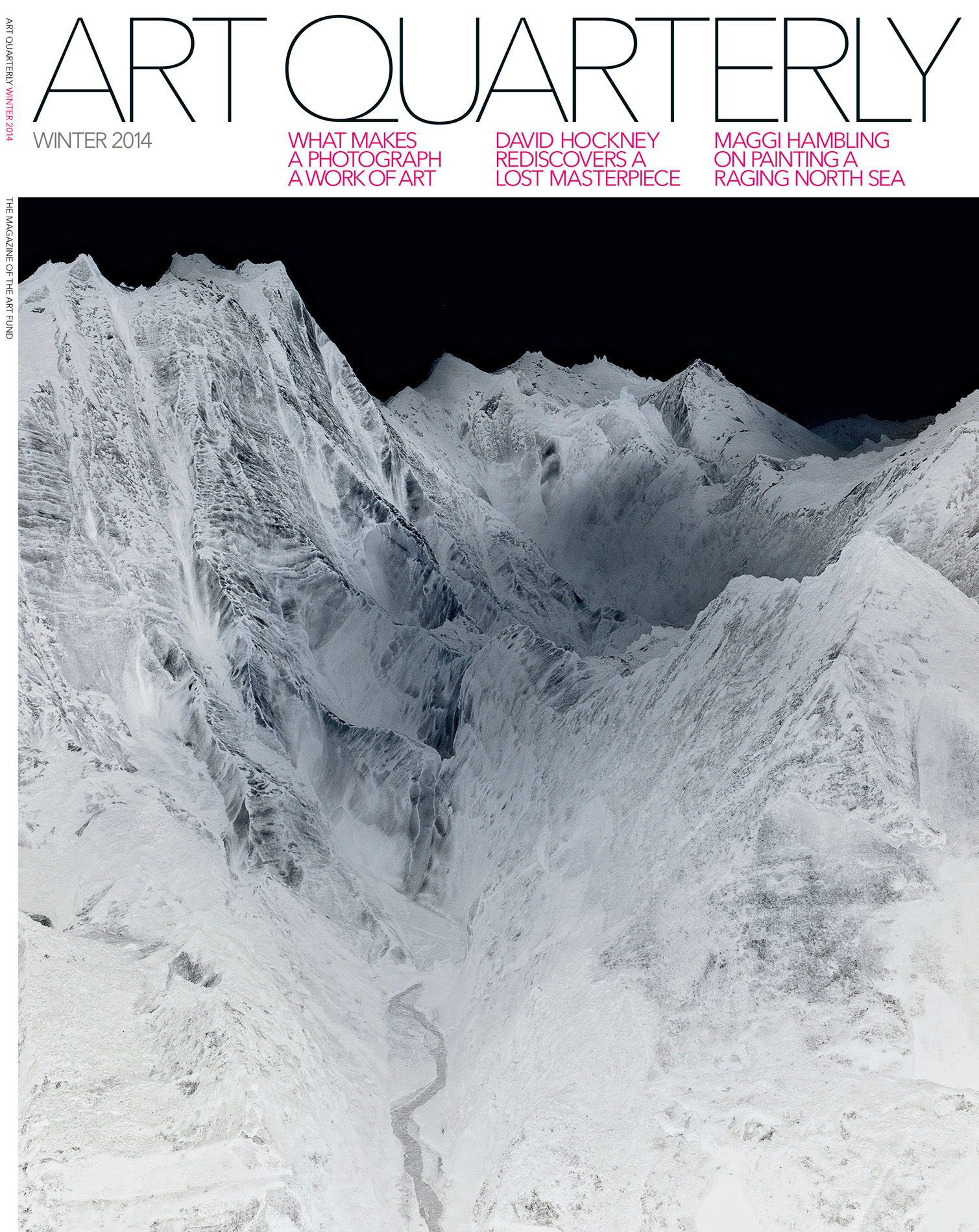 Art Quarterly Winter 2014