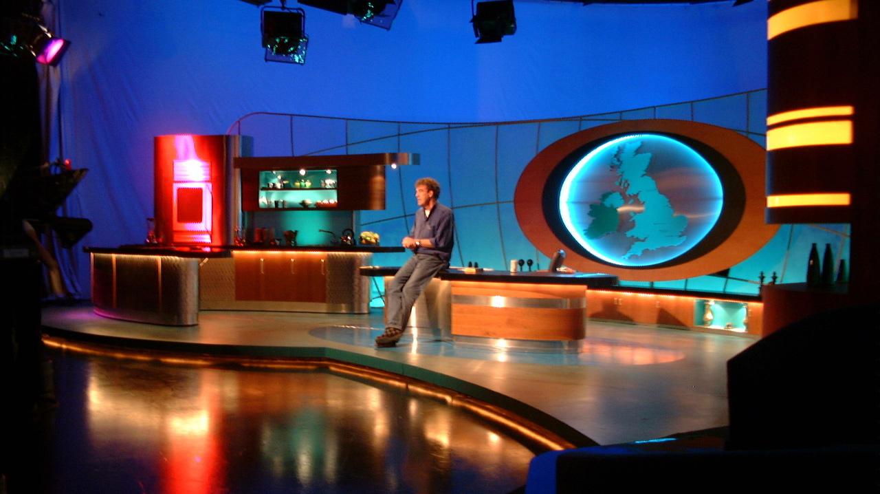 Clarkson, BBC