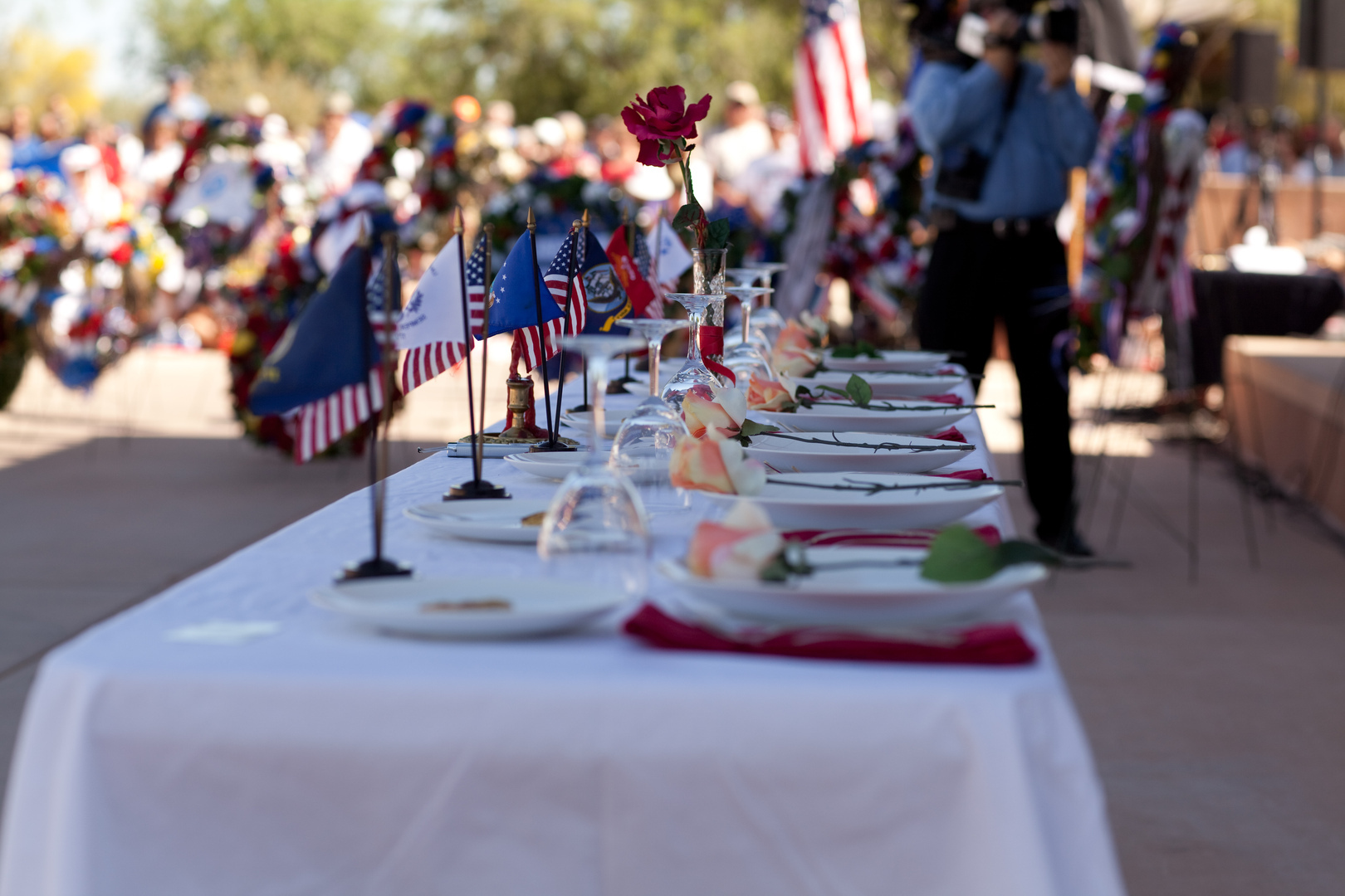 Rememberance Table