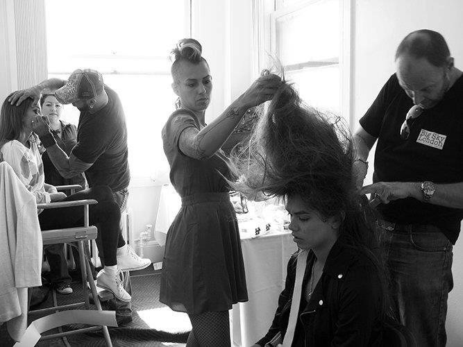 Jason Stanton styling the hair.jpg