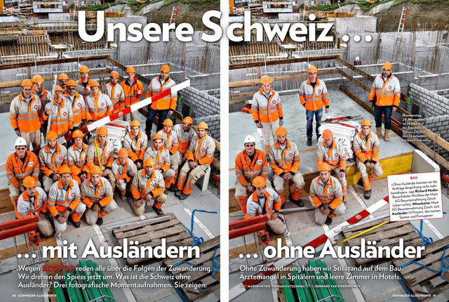 Schweizer Illustrierte 24.11.2014