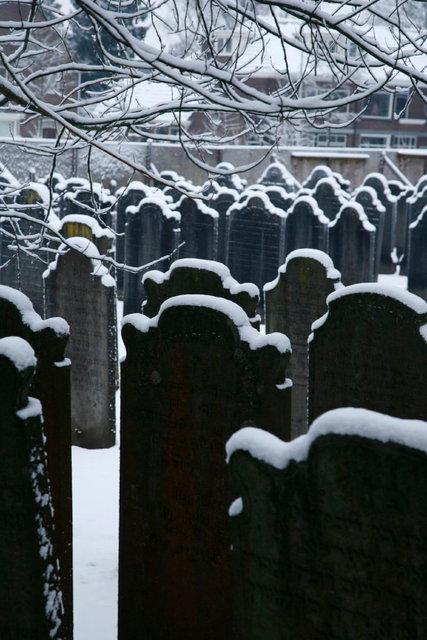 deventer - joodse begraafplaats