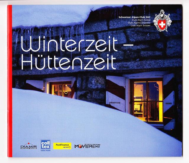 SAC Winterhütten