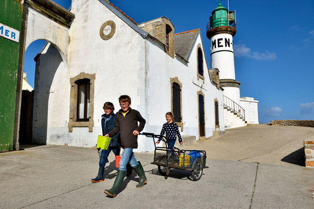 Phare de Men-Brial,Île de Sein, Finistère