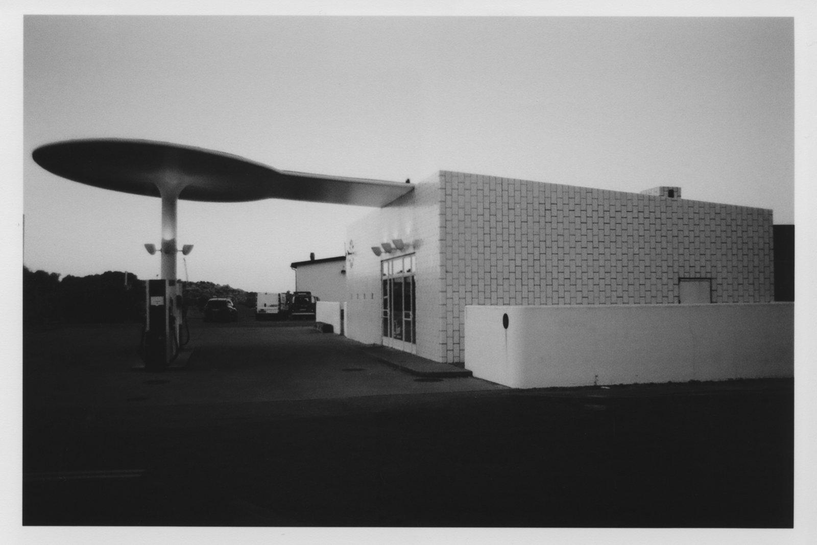 GAS STATION | SKOVSHOVED