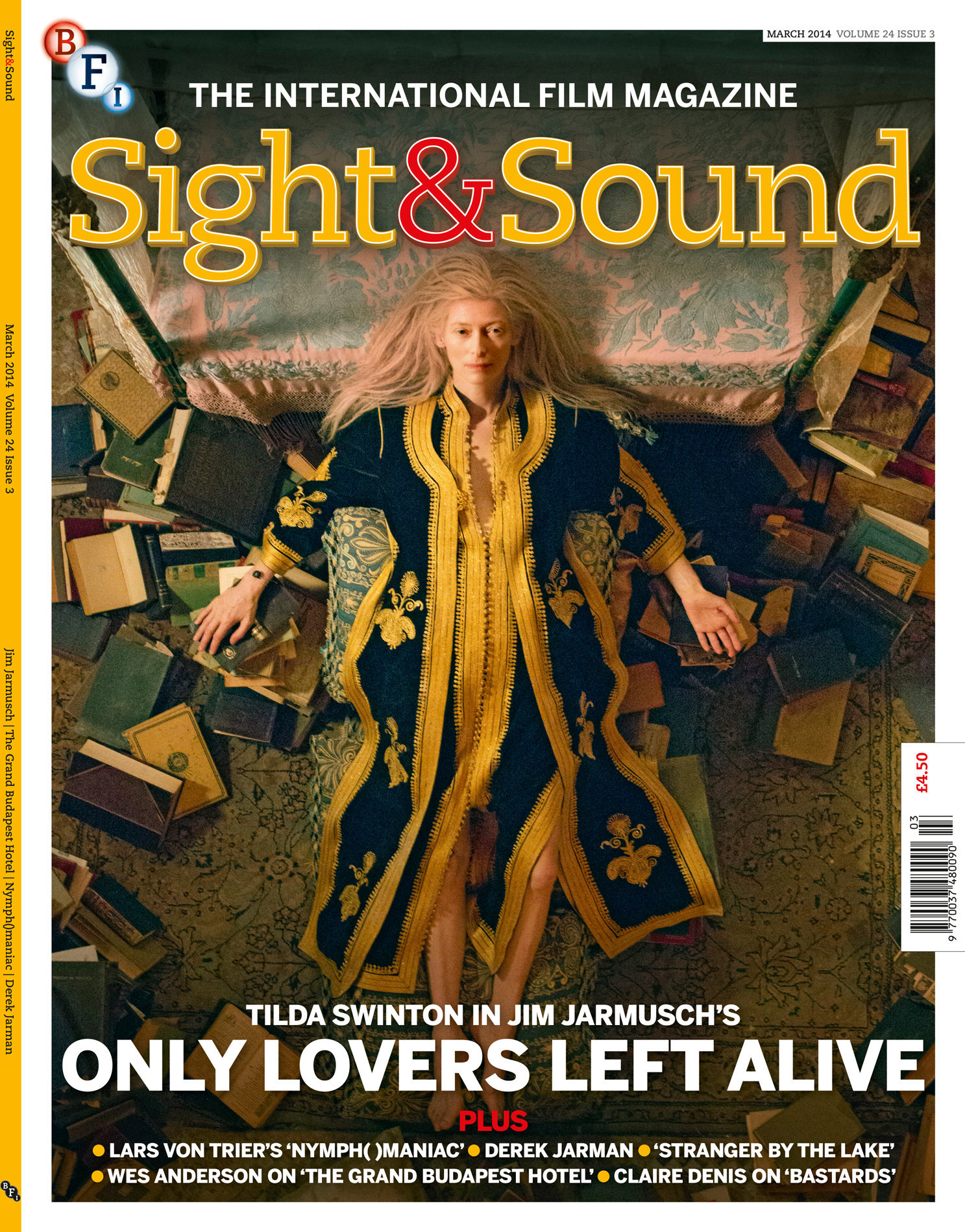Sight & Sound March 2014