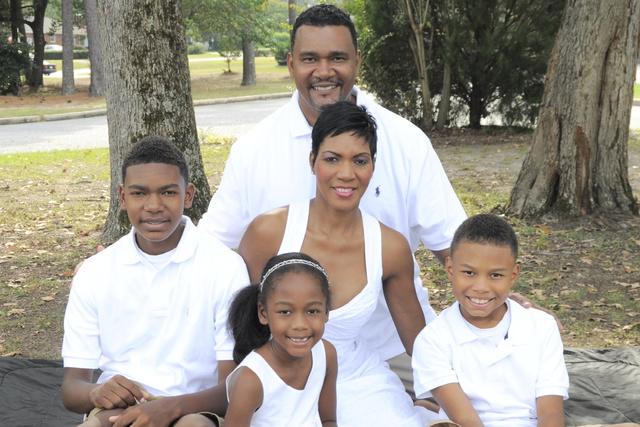 THE WEBB FAMILY