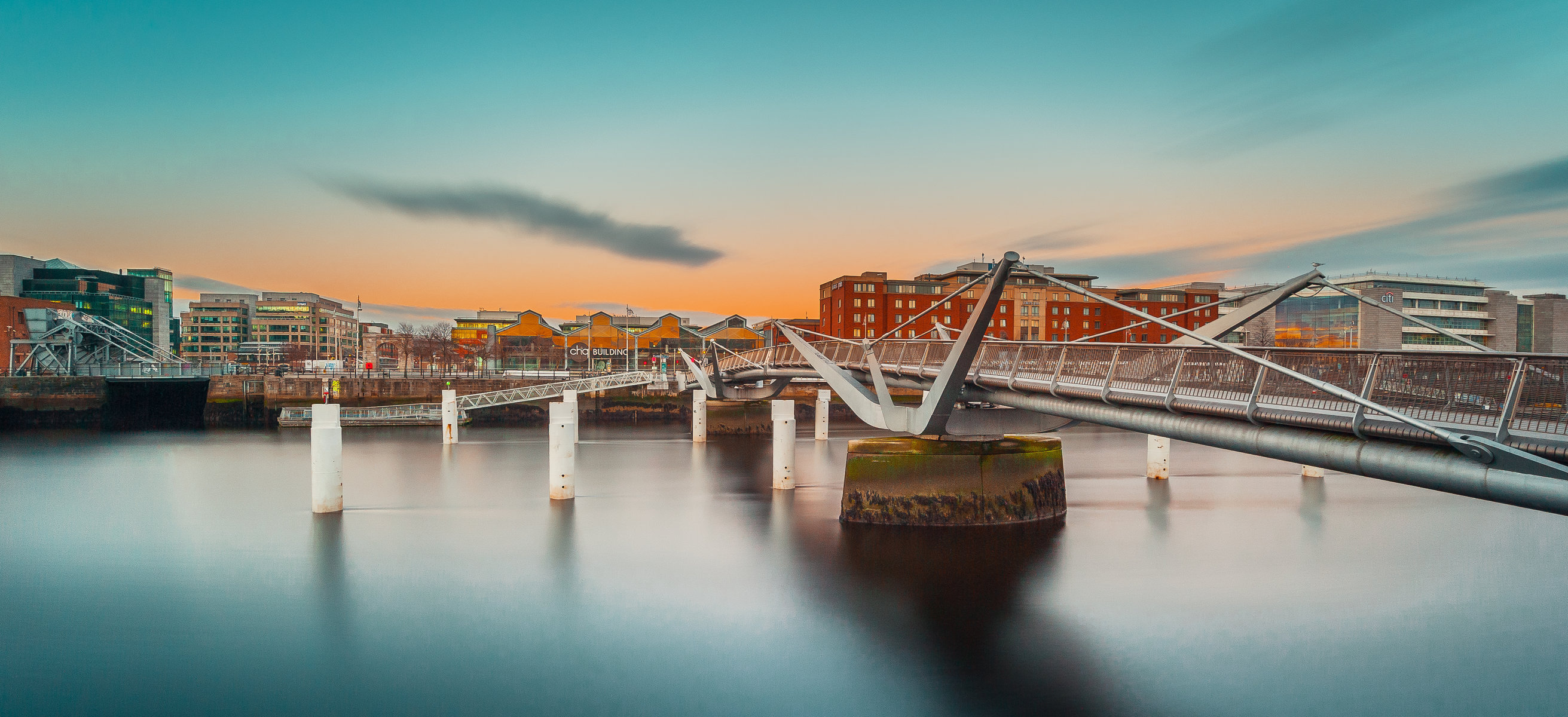 Liffey Panoramic