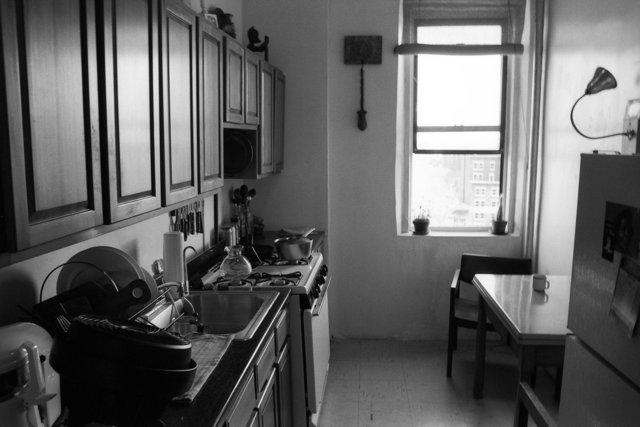 Kitchen - Harlem, NY 2011