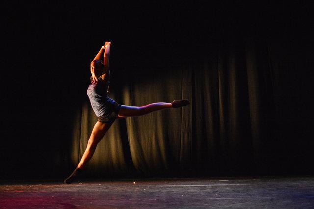 Talent danst