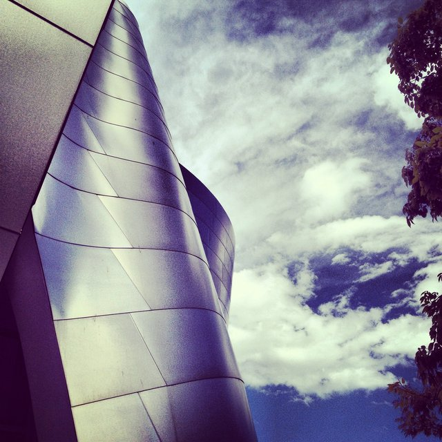 WALT DISNEY CONCERT HALL - PURPLE 2