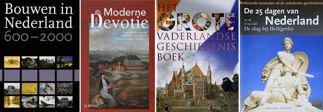 waanders/w books  geschiedenis