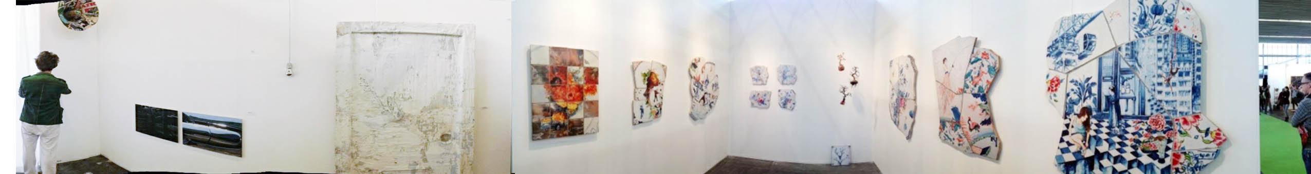 KunstRAI 2013 - Suzanne Biederberg Gallery (Stand 53)