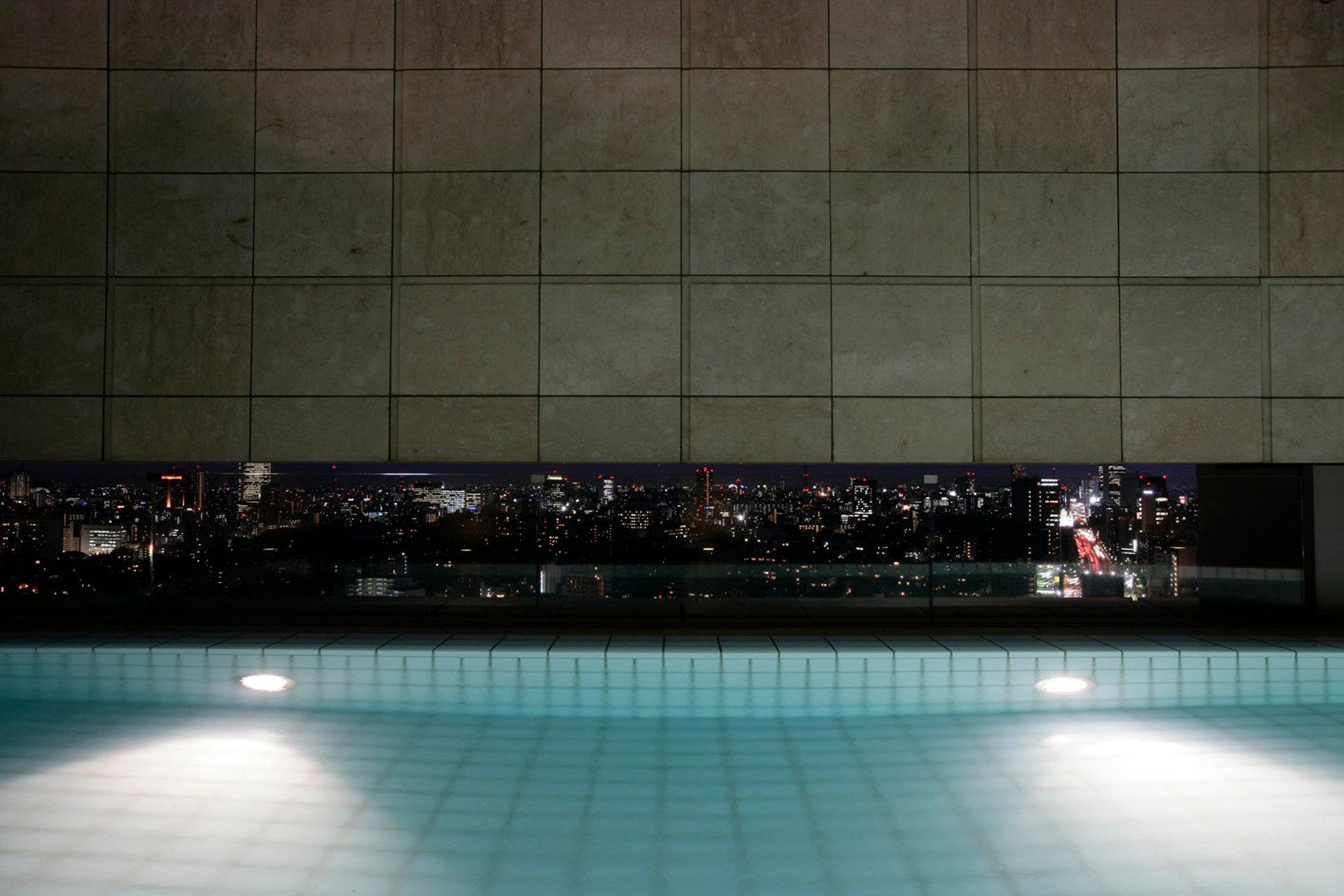 PRESIDENTIAL SUITE POOL-PARK HYATT-TOKYO