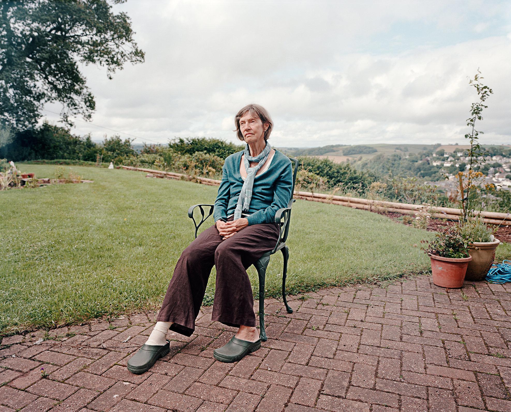 Clare Woodward, Devon.
