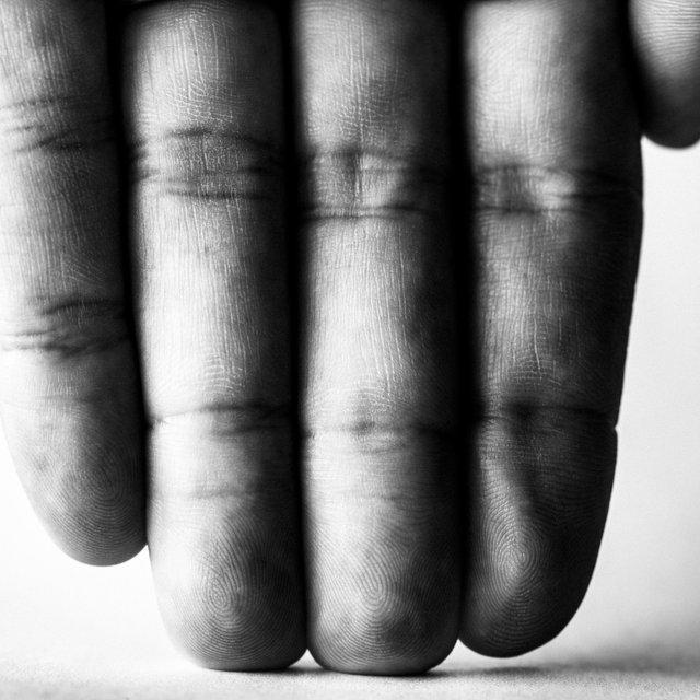 Hand Sculptures, 2017. Study #5