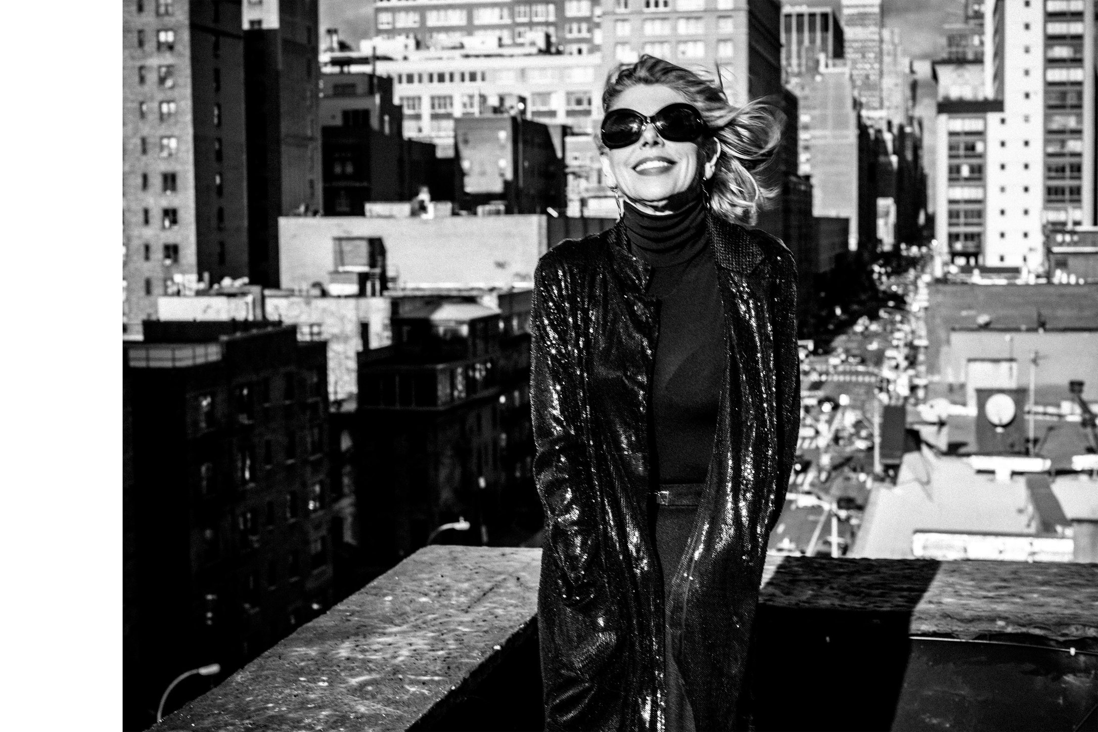 Interview. Christine Baranski. March, 2017.