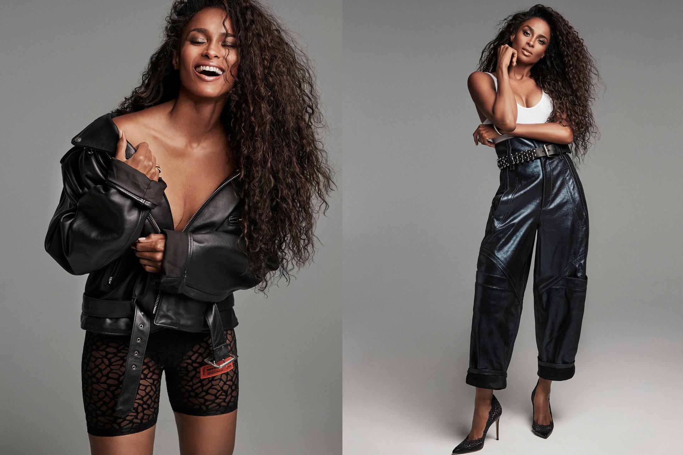 Cosmopolitan. Ciara. October, 2018.