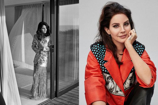 C MAG. Lana Del Rey. March, 2018.