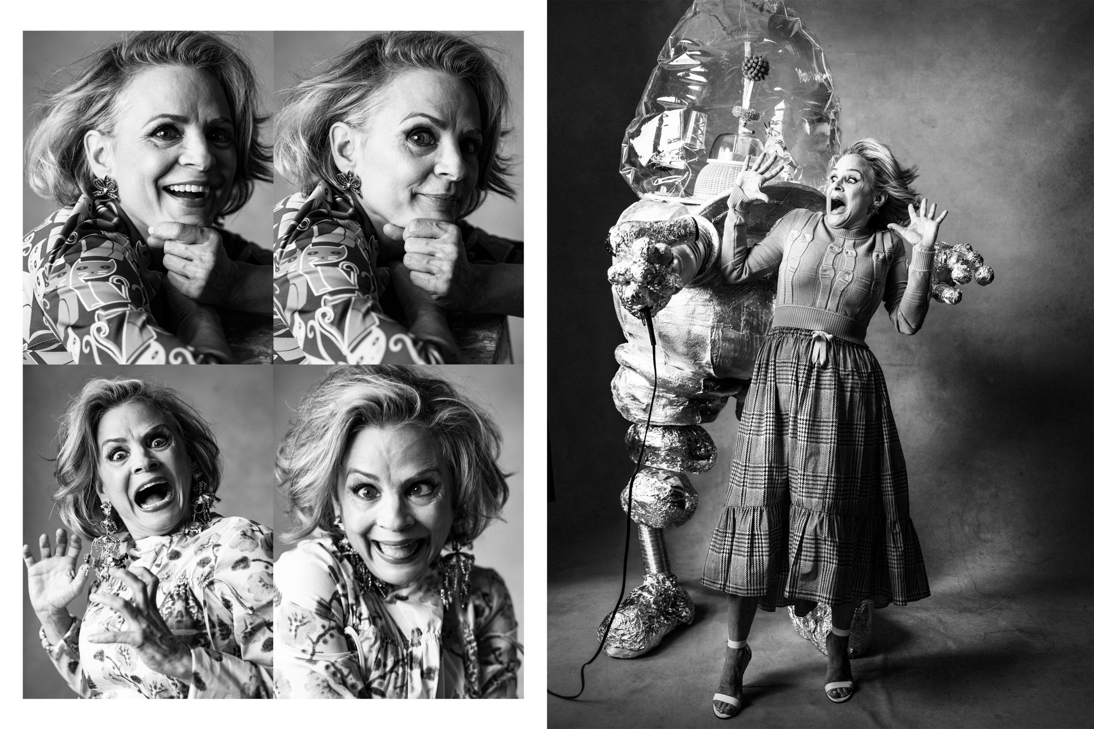 Interview Magazine. Amy Sedaris. September, 2017.