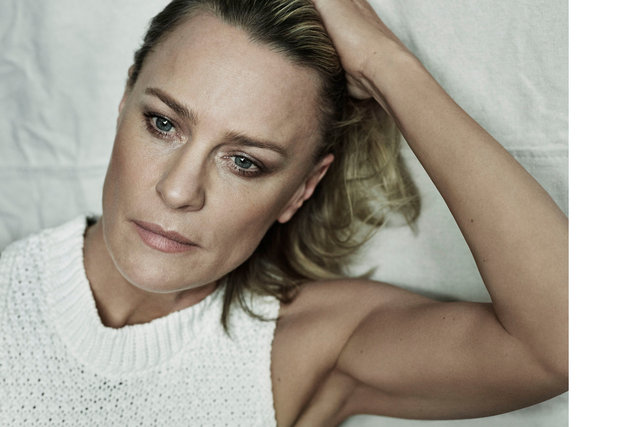 TheEDIT. Robin Wright. May, 2017.