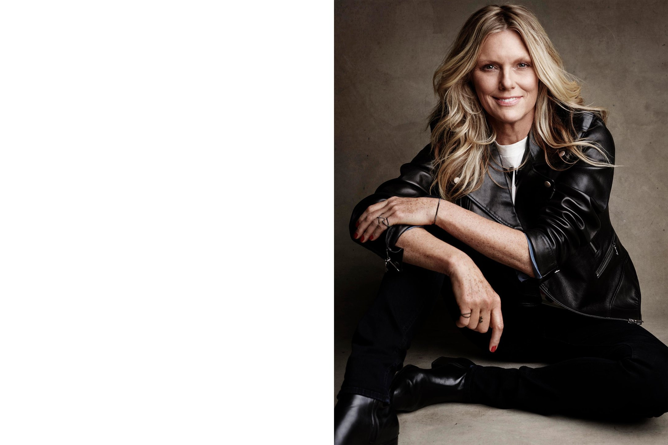 Town and Country. Patti Hansen. Beautiful Minds. May, 2017.