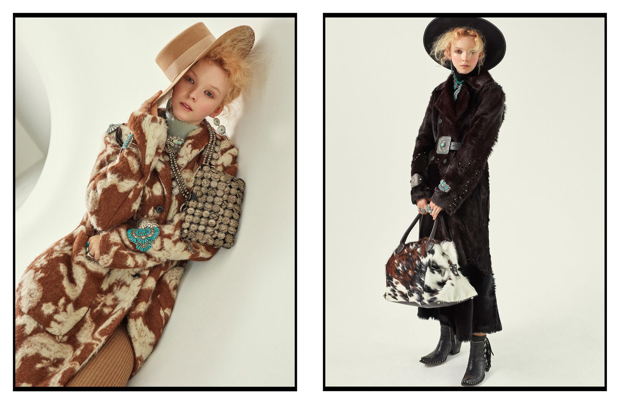 Vogue Japan. Lily Nova. January, 2019.