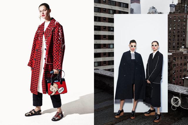 Vogue Japan. Charles Fraser and Angel Rutledge. June, 2018.