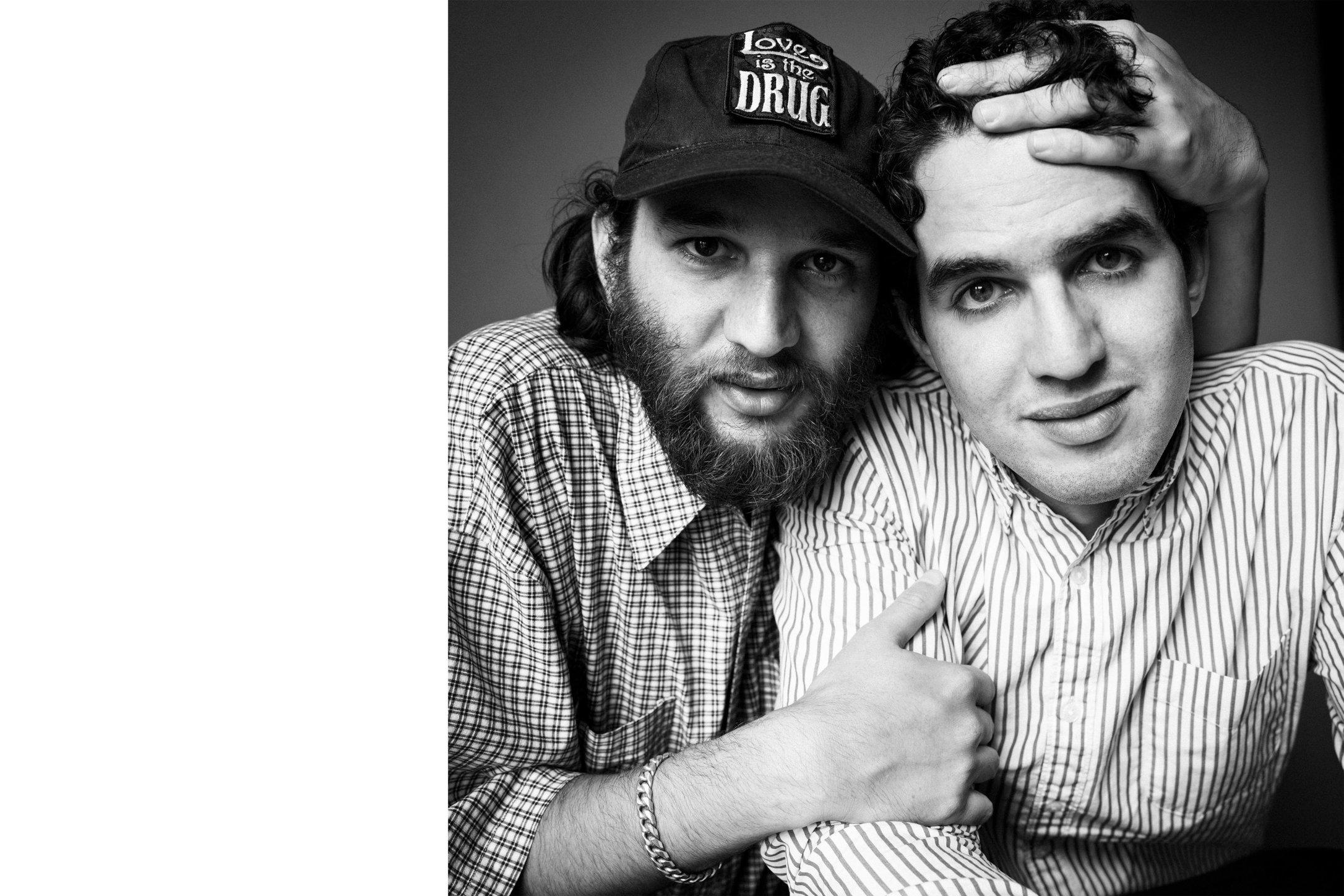 Interview Magazine. Josh and Benny Safdie. September, 2017.