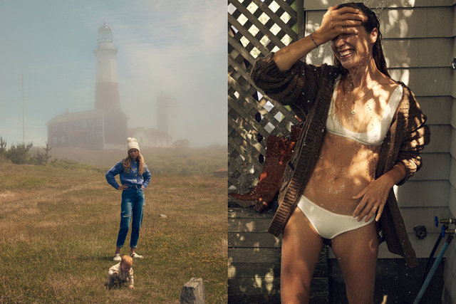 ELLE Italia. Heloise Guerin. September, 2020.