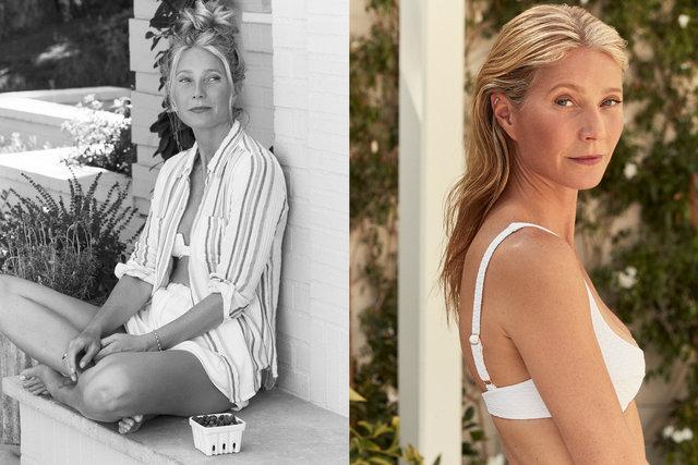 Gwyneth Paltrow. LA, 2021.